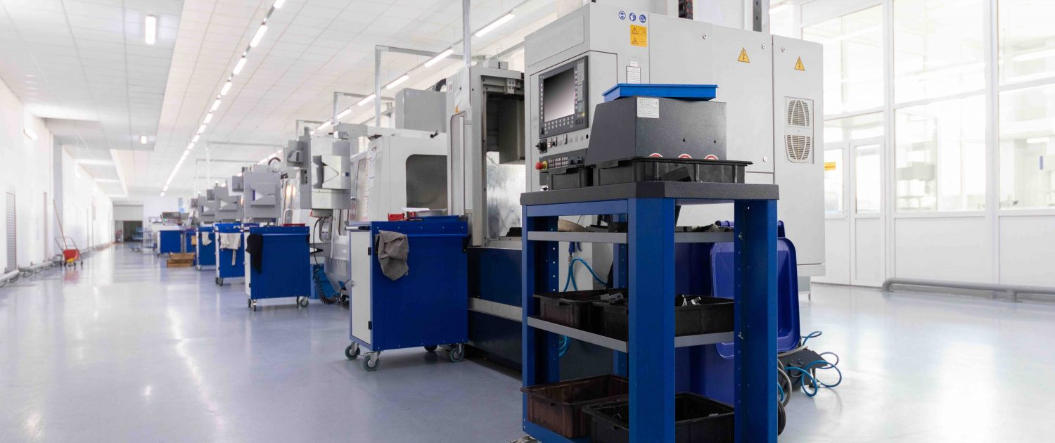 Asset Tracking in Discrete Manufacturing